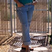 $3 Jeans Redo