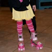 Girl's Dance Leg Warmers