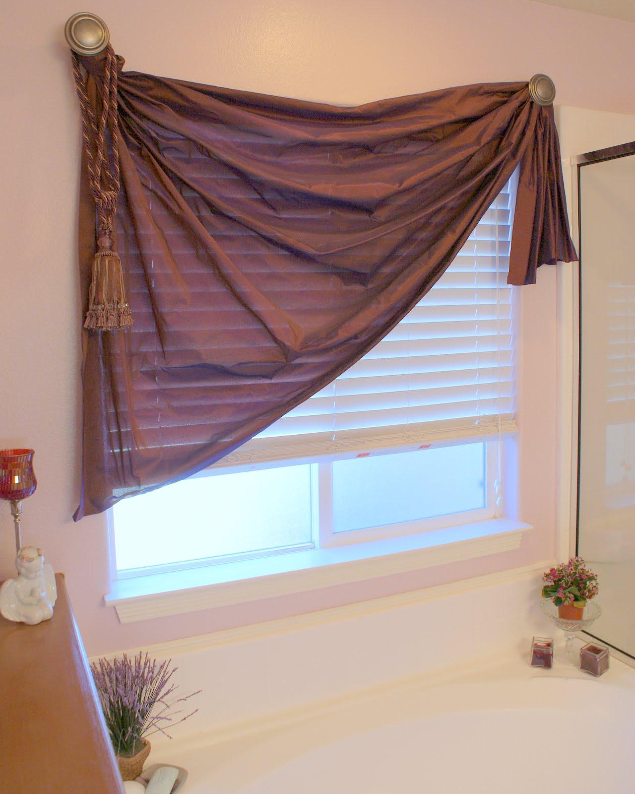 No~Sew Window Scarf – Drama Queen Seams