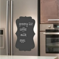 Magnet Chalk board for your fridge