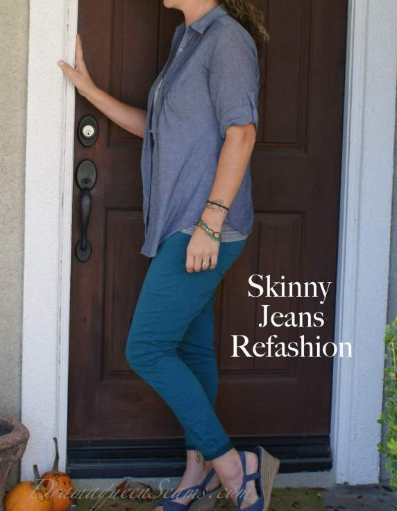 Skinny Jeans Refastion